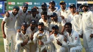 ICC to award Test Championship mace to Virat Kohli after third and final T20 match