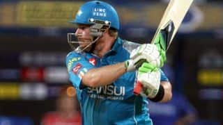T20 BLAST : Aaron Finch hits cetury against Middlesex, Surrey win by 9 Wickets