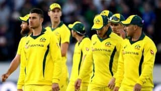 Australia to move up in ICC T20 Rankings if it beats Pakistan 3-0