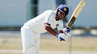 Jharkhand's skipper Saurabh Tiwary states his target will always be breaking into Indian team