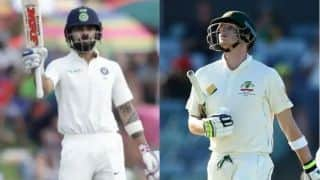 Steven Smith hits 24th Test Century in 118 innings, Surpasses Virat Kohli, Sachin   Tendulkar