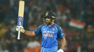 Rohit's hundred powers IND to 7-wicket win in 5th ODI against AUS; hosts reclaim No.1 spot