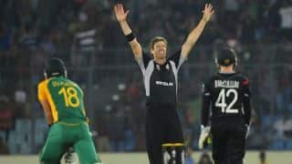 World Cup Countdown: South Africa lose 8/64 to crash out of 2011 quarter-finals