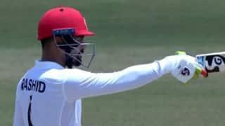 चटगांव टेस्ट: रहमत शाह के शतक की मदद से अफगानिस्तान ने बनाए 342 रन