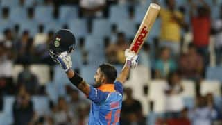 Virat Kohli's phenomenal numbers, AB de Villiers' drought and other statistical highlights from India-South Africa 6th ODI