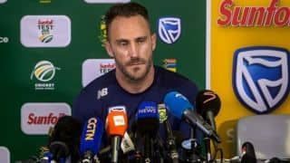 Faf du Plessis wants ICC to go ruthless on ball-tampering
