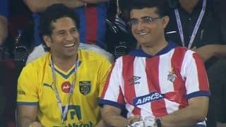 Sachin Tendulkar, Sourav Ganguly urge BCCI to shift India-West Indies ODI from Kochi