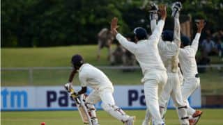 Duleep Trophy 2016: Bowlers day out on Day 1 between IND Red and IND Green