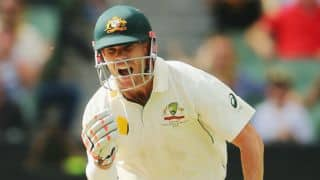 David Warner: Had no idea about the 'ton before lunch on Day 1' stat