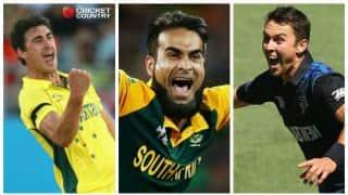 Yearender 2015: Top 10 ODI bowlers