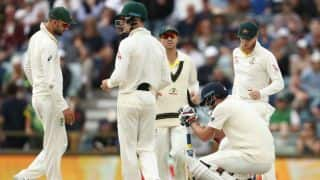 James Anderson: England need to better their technique against bouncers