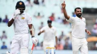 India vs Sri Lanka 2017-18: Dilruwan Perera stirs DRS controversy during Eden Gardens Test