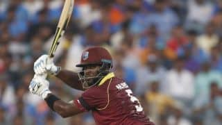 India vs West Indies: Ashley Nurse ruled out of remainder of India tour
