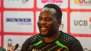 Hamilton Masakadza to retire after Bangladesh T20I tri-series