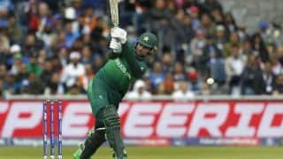 Fakhar Zaman to play for Glamorgan in T20 Blast