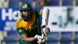 South Africa vs West Indies, 1st ODI at Durban: South Africa bring up team fifty