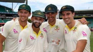 Sheffield Shield: NSW reunite Starc, Hazlewood, Cummins and Lyon ahead of India Tests