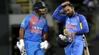कार्तिक वनडे टीम से बाहर, रिषभ पंत का विश्व कप टिकट हुआ पक्का !