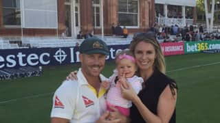 Ashes 2015: David Warner's wife Candice Falzon explains importance of WAGs on overseas tour