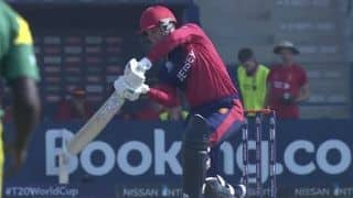 Dream11 Team Ireland vs Jersey ICC Men's T20 World Cup Qualifiers – Cricket Prediction Tips For Today's T20 Match 32 Group B IRE vs JER at Abu Dhabi