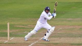 Derbyshire put Indian bowlers to sword to end Day 1 at 326/5