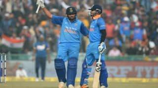 India register their 100th 300-plus score in ODIs