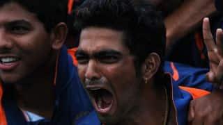 India vs England ICC Under-19 World Cup: Vijay Zol-led India hold slight edge