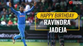 Happy Birthday, Ravindra Jadeja: The knight turns 29
