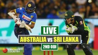 Live Cricket Score, AUS vs SL 2nd T20I at Geelong: SL seal series 2-0