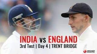 Highlights, India vs England, 3rd Test Full Cricket Score and Result: Jasprit Bumrah's five-for leaves India one wicket away from win