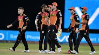 Sunrisers Hyderabad (SRH) vs Rising Pune Supergiants (RPS) IPL Match 40: Highlights