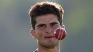 Didn't expect my chance will come in Tests so early: Shaheen Afridi