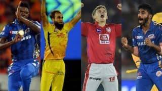 IPL 2019: Alzarri Joseph leads the top-five bowling spells