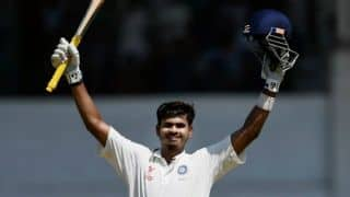 Iyer slams double ton as AUS lead IND A by 125 runs at tea on Day 3