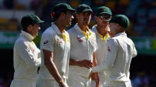 Mitchell Starc, Josh Hazlewood, Pat Cummins and Nathan Lyon deny 'false' claim of boycotting David Warner in Test