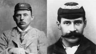Ashes 1893: Arthur Shrewsbury becomes first to score 1000, Andrew Stoddart first captain to declare