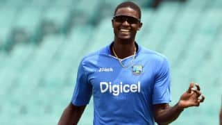 India vs West Indies 2016: Jason Holder aims for steady progression