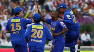 IPL 2015: Rajasthan Royals commends player for reporting match-fixing request to anti-corruption unit