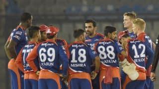 SRH vs DD , IPL 2016 ,Match 42 at Hyderabad: Likely XI for Zaheer Khan skippered DD