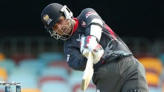 Shaiman Anwar shines as UAE beat PNG by 30 runs in 2nd T20I