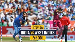 IND vs WI, 3rd ODI preview & likely XIs: Visitors look to consolidate; hosts eager to level series