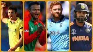 ICC CRICKET WORLD CUP 2019: Players to watch out who played well in league stage in world cup