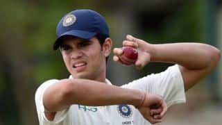 Arjun Tendulkar named in Mumbai U-23 squad