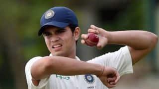 Arjun Tendulkar named in Mumbai U-23 squad