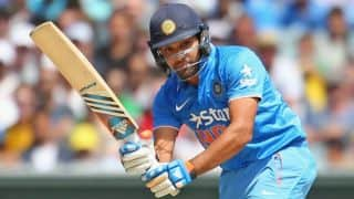 India vs England, 3rd ODI at Brisbane: Rohit Sharma misses out due to injury