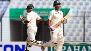 Live updates: Bangladesh vs Zimbabwe, 3rd Test, Day 2