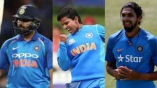 BCCI ने रोहित, इशांत और दीप्ति शर्मा को दी बधाई; CSK ने कहा- 'शर्मा जी का राज है'