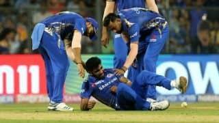'जसप्रीत बुमराह फिट, मुंबई के अगले मैच में खेल सकते हैं'