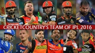 IPL 2016: CricketCountry's team of the tournament