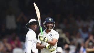 India vs England 2014, 2nd Test at Lord's Day 4: Ravindra Jadeja and Bhuvneshwar Kumar put India on top